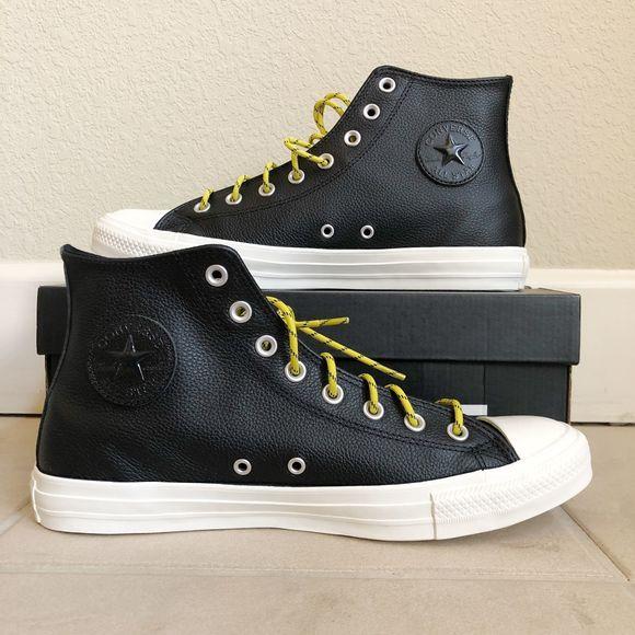 Converse Other - Converse CTAS HI Bold Citron Black 9.5